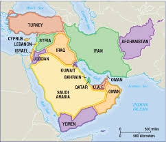 Southwest Asia Map Unit 5: Southwest Asia (Middle East)   7th Grade World Geography Southwest Asia Map