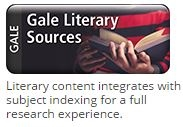 Gale Literary Sources Included CLC