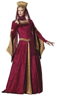 4 - Symbols/Actions - Lady Capulet