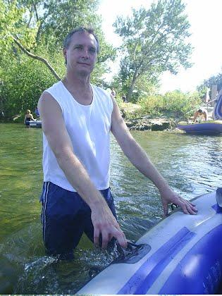 Kevin Matthew Nuss Floats the Boise River