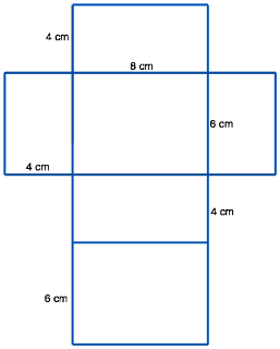 how to draw development of pentagonal prism
