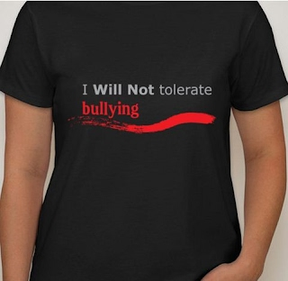 merchandise shirts stop the bullying