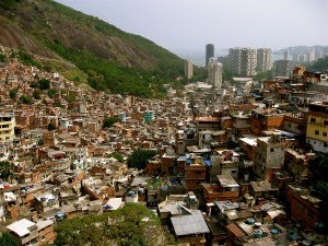 Poor Living Conditions In Favelas Brazil An Integrated