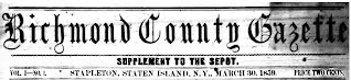 Richmond County Gazette