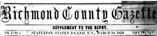 Richmond County Gazette