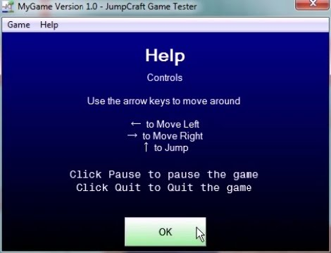 Assignment 1 Creating Your Own Platform Game Denis Games