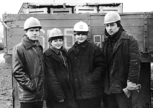 Одесса — Тикси: тридцать лет спустя