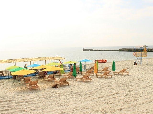 Курортный сезон 2013 года официально открыт.