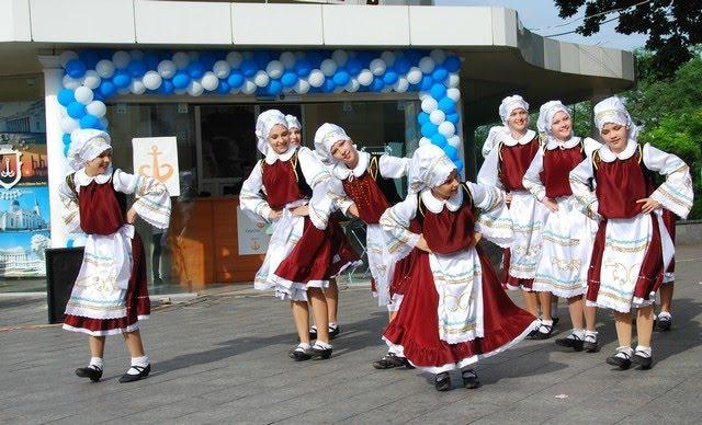 Туристический центр празднует день рождения