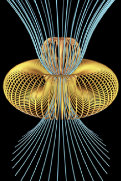 TEALsim magnetic field illustration
