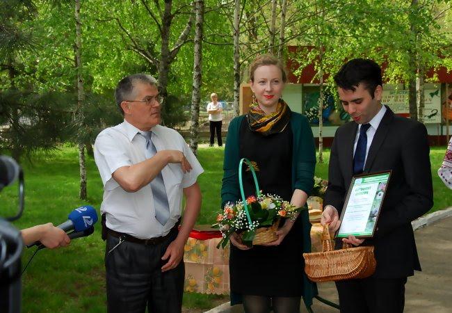 V.I.P.-спонсоры Одесского зоопарка