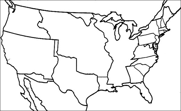Unit 06 Westward Expansion By Military Conquest Purchase Or - Map-of-us-during-westward-expansion