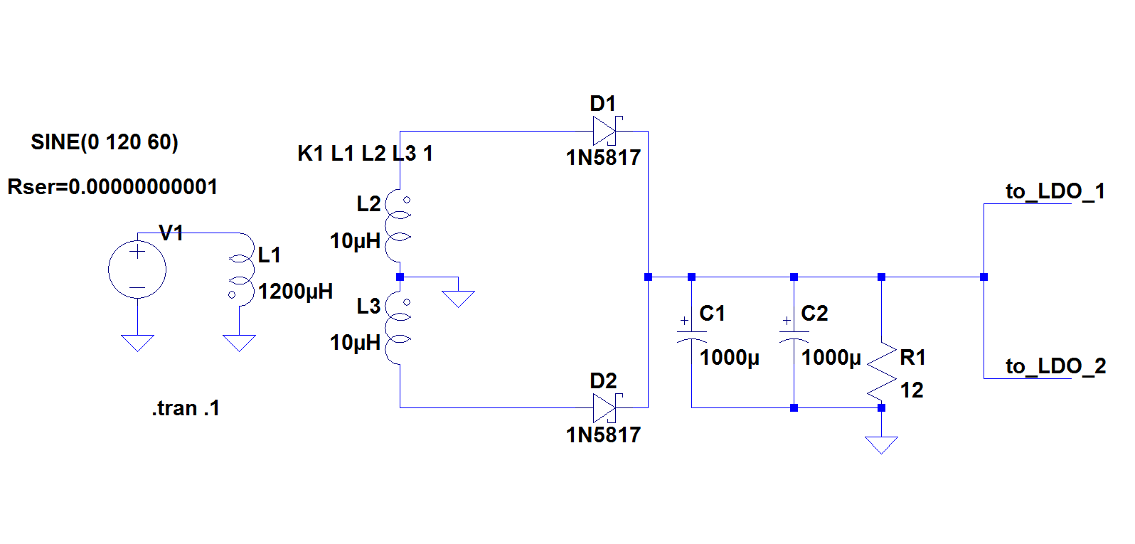 45 Power Supply Block Smart Home Transformer Diagram The Following Is A Schematic Of All Circuitry Between Wall Voltage And Linear Regulators