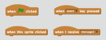 how to make a program stop on scratch