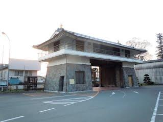 喜連川城 - 古城盛衰記