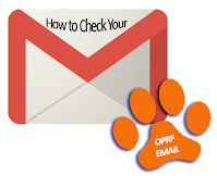 Huskie email icon to How to Check Your OPRF Email