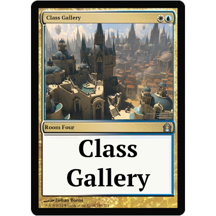 Class Gallery