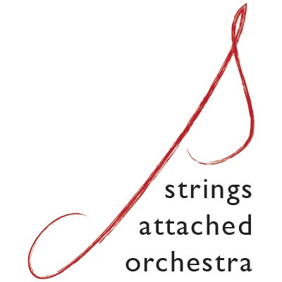 Concert with Strings Attached Orchestra - Nov 26