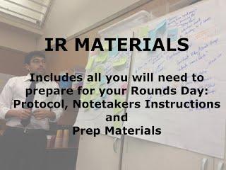 https://sites.google.com/a/ousd.k12.ca.us/instructional-rounds/home/school-site-preparation-materials