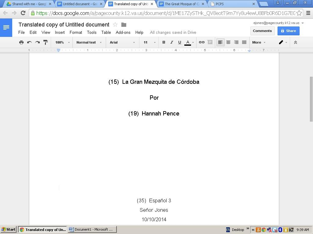 steps to completing a research paper lhs spanish department step 2 set up a bibliography page on the same document a sample of how to correctly set up a bibliography page for websites and a book