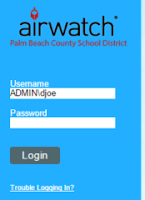 AirWatch - Information Technology - Technical Operations