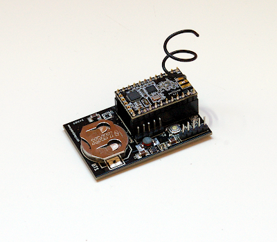 minibat-board for panStamp powered from coin cell