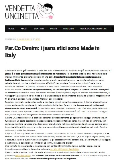 http://www.vendettauncinetta.com/par-co-denim-i-jeans-etici-sono-made-in-italy/