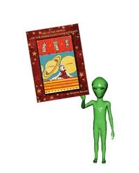 Alien Holding Martha's Book, Little Office