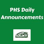 https://sites.google.com/a/pennridge.us/pennridge-high-school/morning-announcements