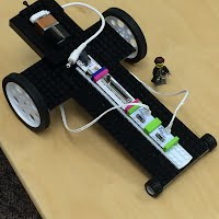 littleBits & Lego car