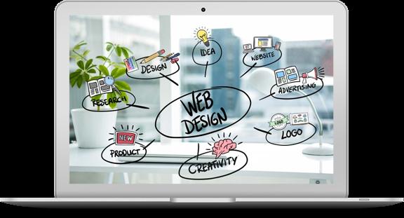 Design website and seo persian market