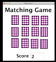 Match Game - LiveCode