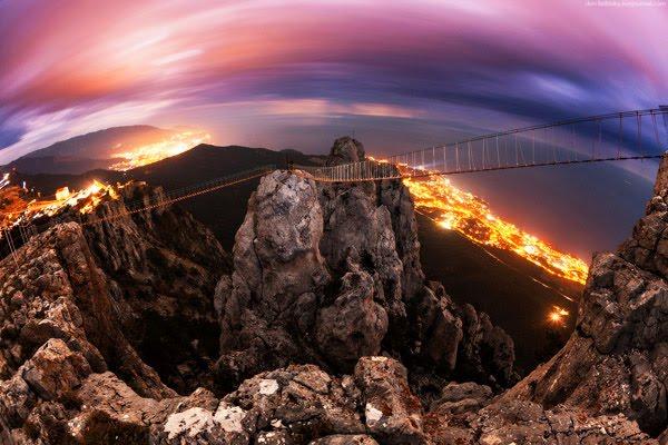 Mount Ai-Petry, Crimea ประเทศยูเครน - 9 สถานที่มหัศจรรย์