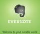 Evernote, Welcome to your notable world