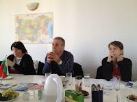 Първа среща за представяне на Ваучерния модел за финансиране на социални услуги