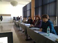 Трета среща Ваучерен модел и социална харта