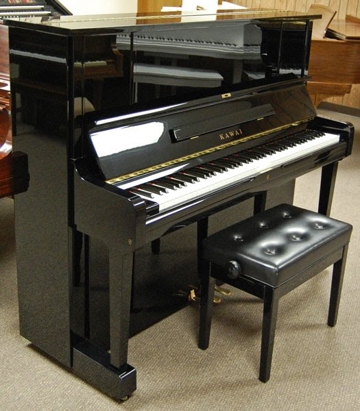 zSOLD - Kawai K-50 Studio Piano - Pianos Unlimited Showcase