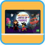 http://www.nickjr.com/nick-jr-originals/games/halloween-dress-up-parade/