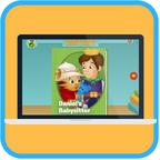 http://pbskids.org/daniel/stories/daniels-babysitter/