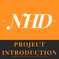 NHD Project Introduction