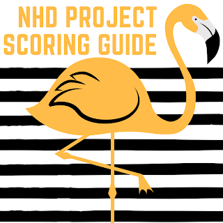 NHD Project Scoring Guide