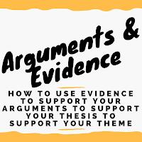 Argument & Evidence