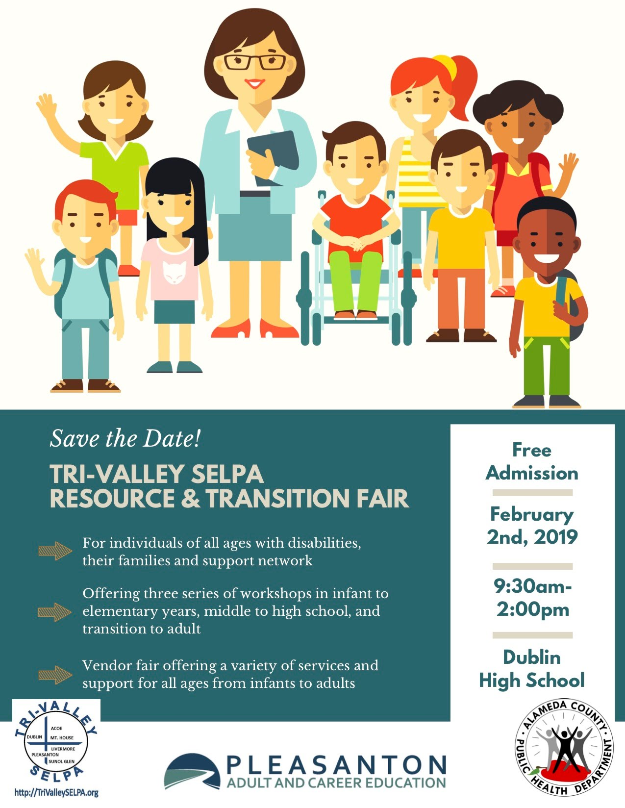 https://www.eventbrite.com/e/tri-valley-selpa-resource-and-transition-fair-tickets-53263147508