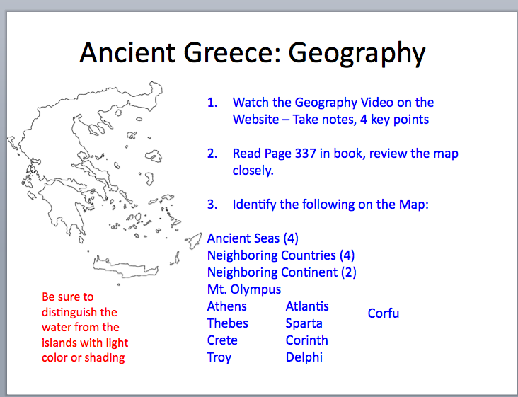 Ancient Greece   MurphSite