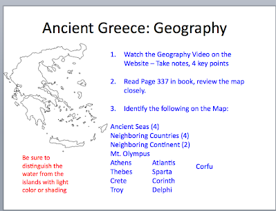 Ancient Greece Map Outline.Ancient Greece Murphsite