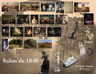 Salon de 1848 paris salon exhibitions 1667 1880 for Salon exposition paris