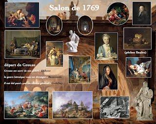 Salon de 1769 paris salon exhibitions 1667 1880 for Salon exposition paris