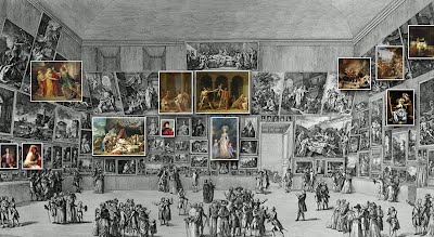 Salon de 1785 paris salon exhibitions 1667 1880 for Salons de paris