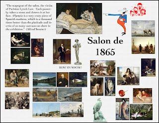 Salon de 1865 paris salon exhibitions 1667 1880 for Salon exposition paris