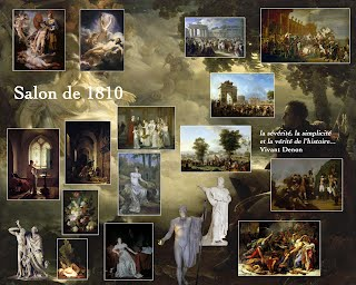 Salon de 1810 paris salon exhibitions 1667 1880 for Salon exposition paris